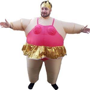 Ballerina Airblown Inflatable Halloween Costume